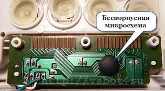 Контроллер клавиатуры