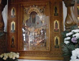 Икона Святогорской Божией Матери