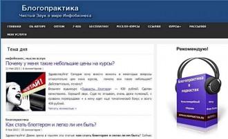 Блог Игоря Козлова