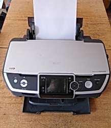Памятка пользователю струйного принтера
