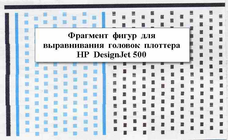 Выравнивание печатающей головки в струйном принтере Компьютер и жизнь