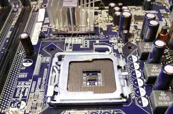Как отремонтировать материнскую плату компьютера Компьютер и жизнь