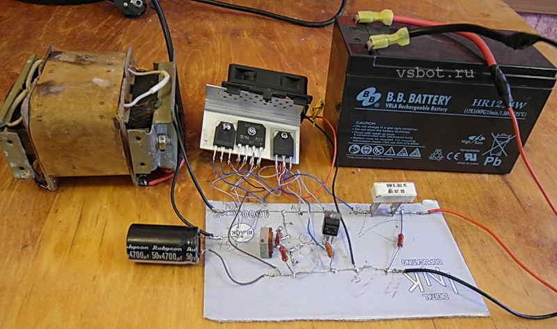 Изготовление своими руками зарядного автомобильного устройства