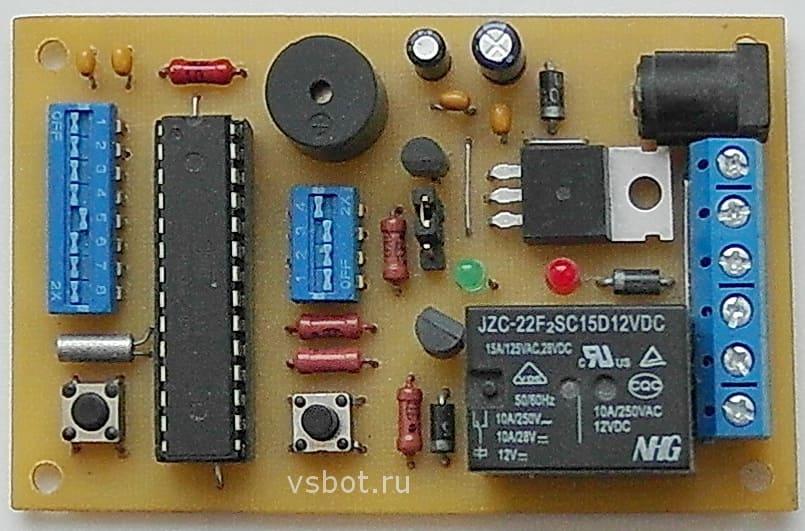 Программируемый таймер фото