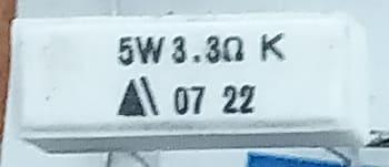 Буквенно-цифровая маркировка резисторов